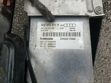 AUDI  TDI DIESEL ADDITIONAL AUXILIARY COOLANT HEATER 4L0815071H
