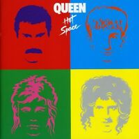Queen - Hot Space [New CD] Argentina - Import