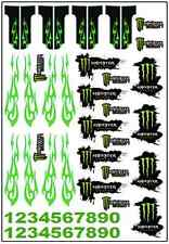 1/64 - WATERSLIDE DECALS FOR HOT WHEELS, MATCHBOX, ETC... - RACE SODA BRAND