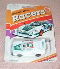 Vintage Sparkasse Die Cast Metal Racers NOS Lancia Alitalia SEL Fach D4