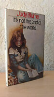 It's Not the End of the World, Judy Blume, Heinemann, 1979 [1st UK Edition]