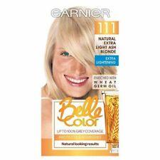 Garn/Bel/Clr 111 Extra Light Ash Blonde Permanent Hair Dye