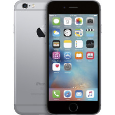 APPLE IPHONE 6S 128GB SPACE GRAY UNLOCKED GSM CDMA CELL PHONE A1633 MKRL2LL/A
