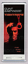 TIGHTROPE movie poster WIDE FRIDGE MAGNET - CLINT EASTWOOD 80's CLASSIC