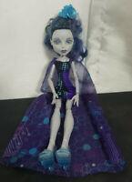 2014 Mattel Monster High Elle Eedee Boo York Gala Doll Loose w/ Clothes