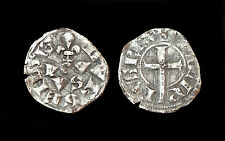 Maille Bourgeoise 1311, Philippe IV° (1285-1314). Billon