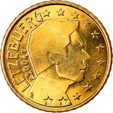 [#7367] Luxembourg, 50 Euro Cent, 2004, Utrecht, FDC, Laiton, KM:80