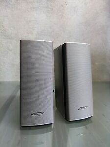 BOSE Companion 20 Multimedia Speaker System, silber/grau