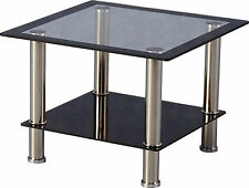Unbranded Glass Oval Coffee Tables