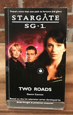 Stargate Sg-1: Two Roads Geonn Cannon Paperback Book #24