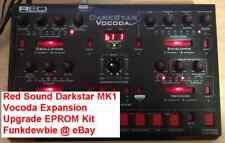 Red Sound Darkstar MK1 Vocoda Expansion Upgrade EPROM Kit