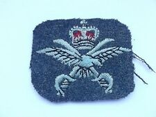 october 1949  royal air force  physical training instructors cloth award patch