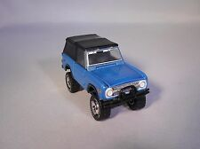 GL 1975 FORD BRONCO 4X4 DIECAST REPLICA WITH RUBBER TIRES LIMITED EDITION