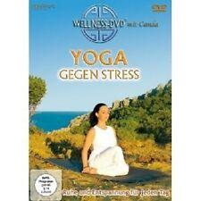 YOGA GEGEN STRESS DVD NEU