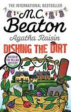 Agatha Raisin: Dishing the Dirt, Beaton, M.C., New condition, Book