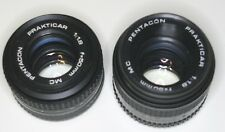 M42/Nikon mount INFINITY!!! MC PRAKTICAR (PANCOLAR) 50 MM, F=1.8 UNIQUE LENS!!!