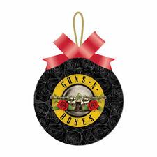 Guns N Roses Christmas Ornament