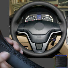 Protective Steering Wheel Cover Sewing Wrap for Honda CRV CR-V 2007-2011 09 10