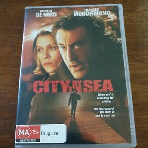 City by the Sea DVD R4 Like New! – FREE POST