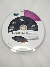 COOLER MASTER MEGAFLOW 200 SILENT FAN  200 mm - Sleeve Bearing - 100 CFM - NEW