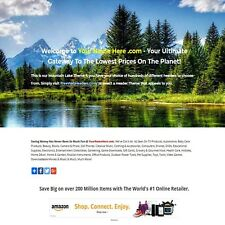 Amazon Affiliate Online Business Website #57c For Sale - Over 200 Million Items!