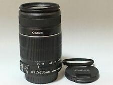 Canon EF-S 55-250mm F/4-5.6 II IS Lens K1125