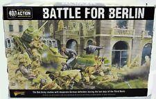 Bolt Action 2nd Edition 409910020 Battle for Berlin Battle-Set Warlord Games NIB