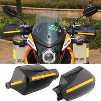Motorcycle Hand Guard Shield Windproof Motorbike Motocross Universal Protector S