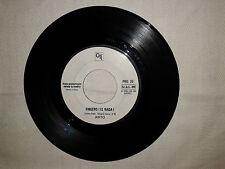 """Airto – Fingers (El Rada) – Disco Vinile  45 Giri 7"""" Edizione Promo JukeBox"""