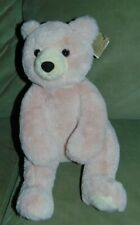 "Aurora Soft Humphrey Bear Blush 14"" NWT"