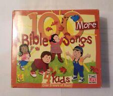 100 More Bible Songs 4 Kids