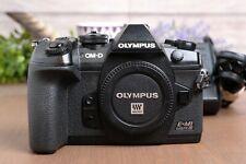 Olympus OM-D E-M1 Mark III 20.4MP Mirrorless MFT Digital Camera Body