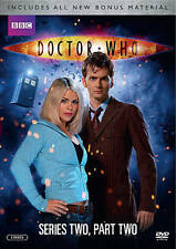 Doctor Who: Series Two, Part Two (DVD, 2014, 2-Disc Set), LIKE NEW