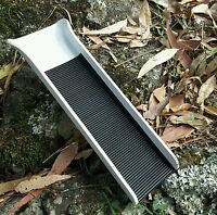 GOLD PROSPECTING  MINI POCKET CLEANUP SLUICE..by Krevice King...