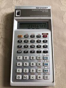 Scientific Calculator SHARP EL-504