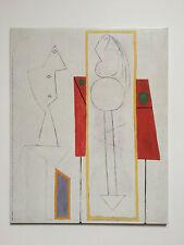 PICASSO, Jasper Johns, BRANCUSI, Walker Evans, carta di visualizzazione privata, 2015