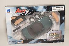 NEW RAY NEWRAY AUTO MODEL KIT METAL ALFA ROMEO SPIDER 1995 MET. GREEN MINT BOXED