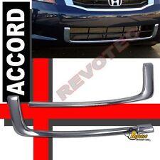 Chrome Front Bumper Lower Grille Trim For 08-10 Honda Accord 4Cyl. 2.4L Sedan