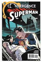 Superman: Convergenc #2 (2015) - 1st Appearance Jon Kent - Superboy