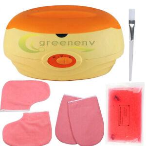 Paraffin Wax Machine Moisturizing Paraffin Bath Warmer Kit for Hands Feet Skin