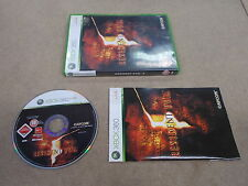 Xbox 360 Pal Game RESIDENT EVIL 5 with Box Instructions