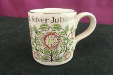 very nice Dorn Williams National Trust mug 1977 silver jubilee