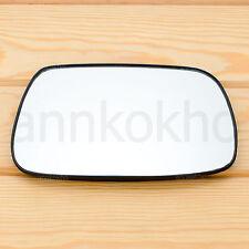 Toyota Corolla E120 Vios xp40 side view door mirror glass lens right