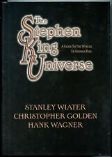 Stephen King Universe: Signed,Numbered and Slipcased 843/1000. First Printing