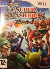 NINTENDO Wii ~ SUPER SMASH BROS BRAWL ~ [[12+]] ~ {{Boxed & Complete}}