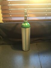 EMPTY Medical Oxygen Tank Size M6 (B) 170 Liters Cylinder (6 cubic feet) - LOOK!