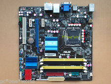 ASUS P5Q-VM motherboard Socket 775 DDR2 Intel G45 100% working