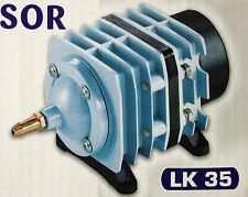 Teichbelüfter Aquarienbelüfter Sauerstoff Luftkompressor Eisfreihalter