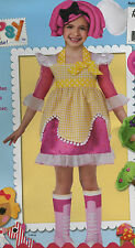 Lalaloopsy Sew Magical Sew Cute Costume  - 8302813665 - child size small/petite