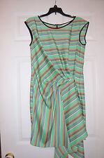 Rachel Rachel Roy Womens S Small Dress Baja Palm Combo MSRP $119